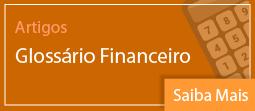 Banner Glossário Financeiro